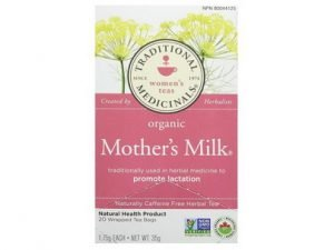 Organic Mother's Milk by Traditional Medicinals (20 teabags)