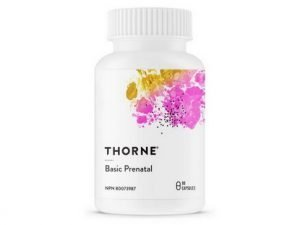 Thorne Basic Prenatal Folate Multivitamin