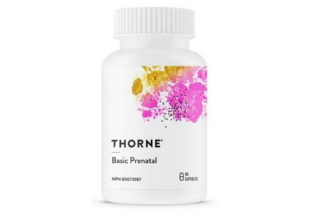 Thorne Basic Prenatal Folate Multivitamin