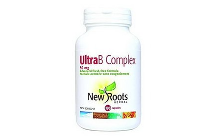 UltraB Complex by New Roots Herbal (50 mg) 180 capsules