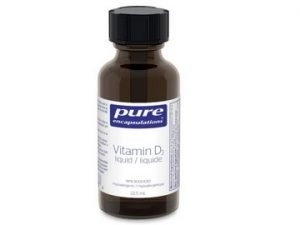 Vitamin D3 Liquid by Pure Encapsulations (22.5 ml)