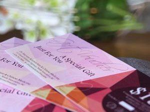 Dr. Maryam Gift Certificates