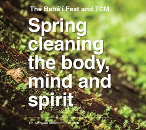 Spring cleaning the body, mind and spirit
