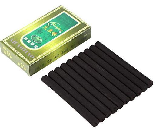 Moxibustion Sticks (Moxa Rolls)