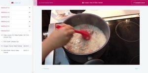 Male Fertility Video Lesson - Congee recipe